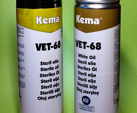 Kema aerosol - new package