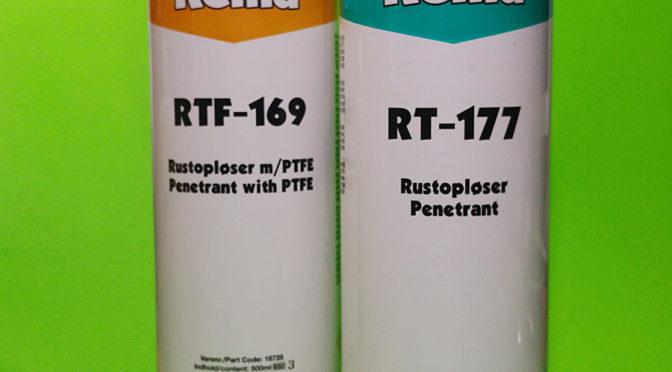Kema RTF-169 i RT-177