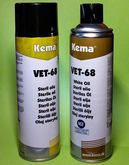 Kema aerosol - new package